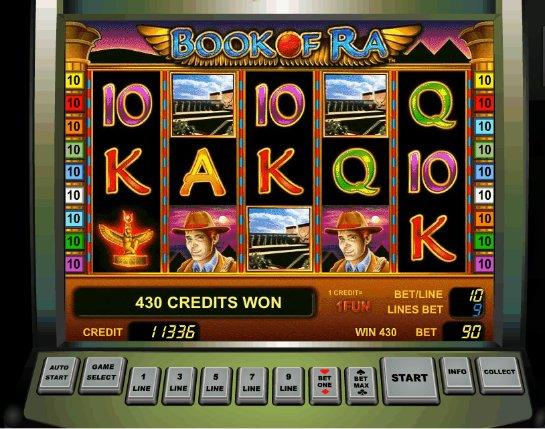 Прибыльные автоматы  в казино  Play Fortuna