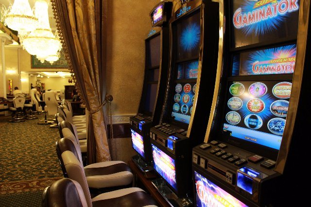 Выигрывайте деньги в лучшие игровые автоматы