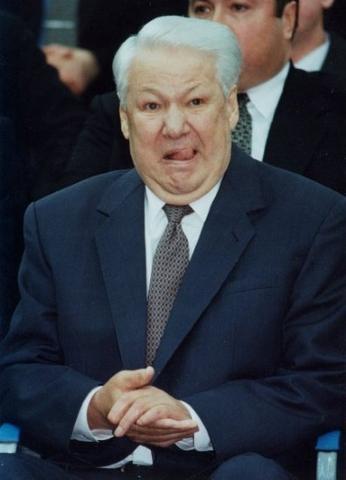 Ельцин как символ русской демократии