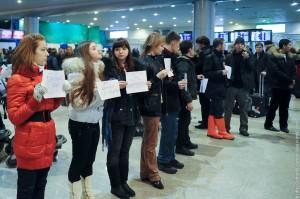 О таксистах из Домодедово и «нашистах»