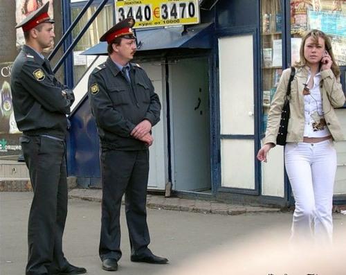 Что делать, если на вас напал милиционер?