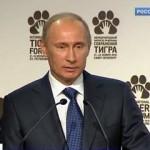 Владимир Путин дал интервью Наоми Кэмпбелл