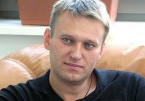 Алексей Навальный: «Единая Россия- партия воров и жуликов»