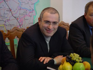 Главное оружие против Ходорковского