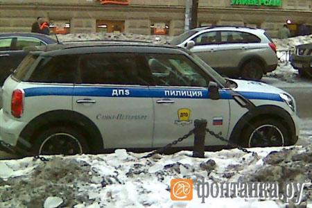Вариант названия «полиция»