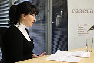 пресс-атташе Хамовнического суда Наталья Васильева