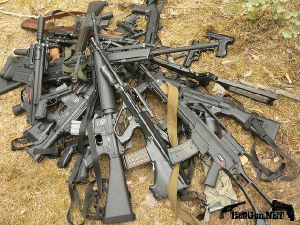 О праве на оружие и праве на самооборону