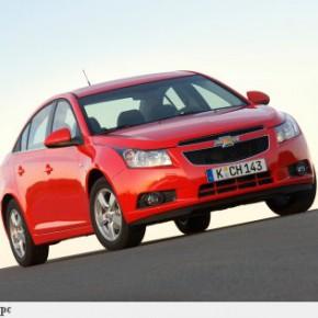 Новая модель Chevrolet Cruze