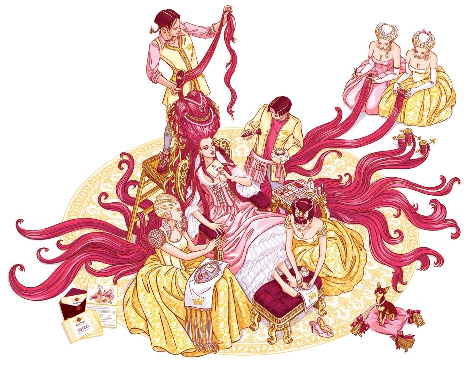 О проекте Royal Beauty