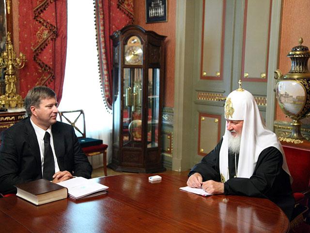 Открытое письмо Владимиру Михайловичу Гундяеву – патриарху Кириллу