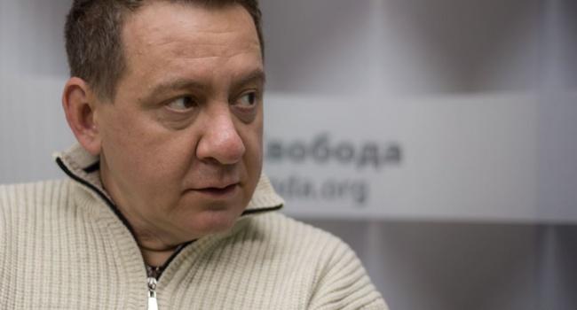 Журналист: Вся ось зла скоро оголится до матушки-России и, безусловно, мир ее придушит