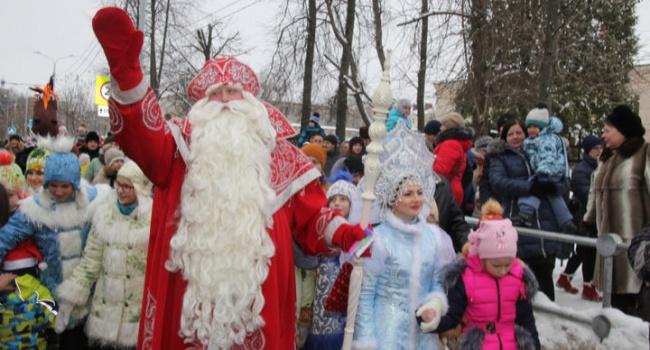 Блогер: в моїй родині і для моєї дитини не буде Діда Мороза і інших ритуальних духів радянського союзу