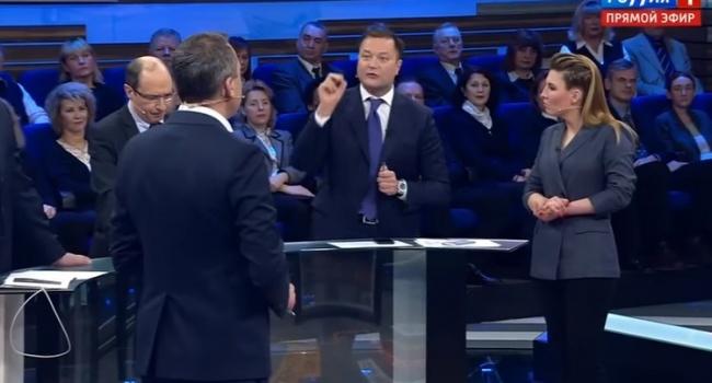 Политик РФ на Кремль ТВ: «Россия допустила большую ошибку по отношению к Украине»