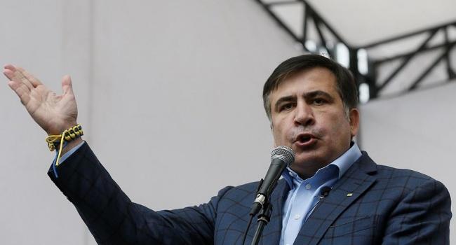 Блогер: пусть в соседней стране Саакашвили станет президентом, а мы понаблюдаем за реформами за 70 дней