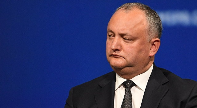 Внезапно: друга Путина отстранили от должности президента Молдовы