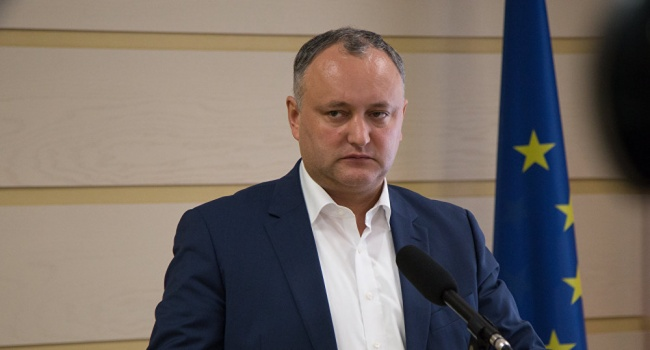 Кого вместо друга Путина Додона назначили ВрИО президента Молдовы?