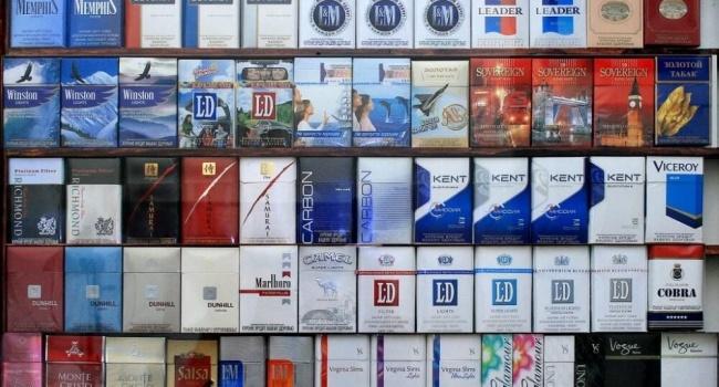 Производители табачных изделий рассказали, как в Украине в 2018-м подорожают сигареты