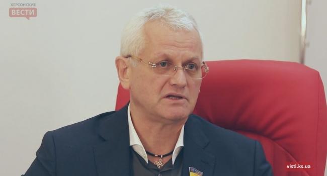Нардепа из коалиции обидели полицейские, тот просит Авакова провести с подчиненными разъяснительный разговор
