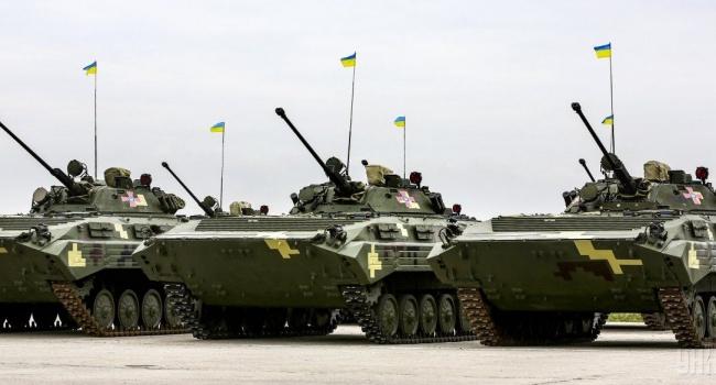 Депутаты решили вооружить Украину на 16,4 миллиарда гривен
