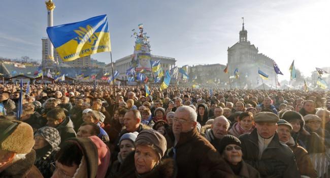 В России рассказали, откуда, на самом деле началась, Революция Достоинства в Украине