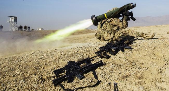WSJ: США передадут Javelin в воинские части Украины, находящиеся вдалеке от фронта