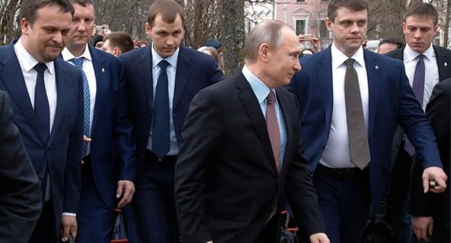 Сотник: все может быть гораздо проще – вся эта «великодержавная» ересь в РФ – для того, чтобы Путин и его братва правили вечно
