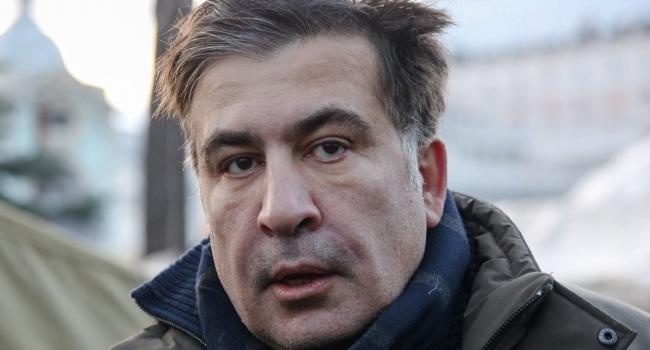 Волох: «Особняком здесь стоит психически ненормальный Саакашвили»