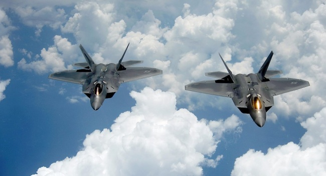 Генерал США: РФ получила «кладезь» информации о новейших F-22