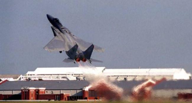 ВВС США обнародовали видео перехвата российских Су-30 над Балтией