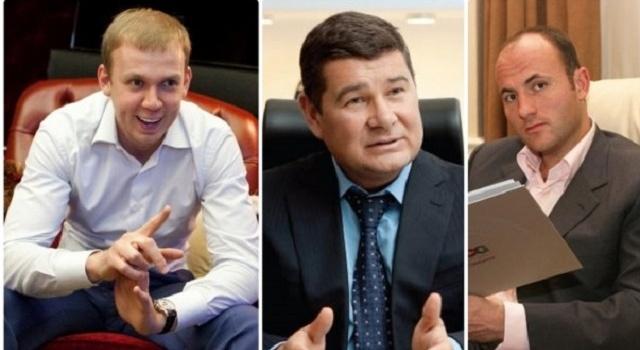 ИноСМИ: Курченко продал Фуксу и Онищенко часть замороженных активов Януковича