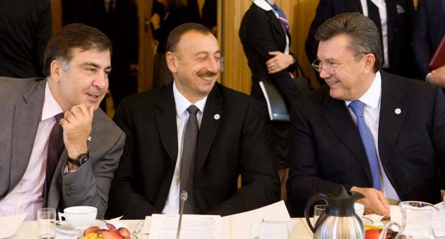 Грузия ждет своего экс-президента Михаила Николозовича так же, как Украина своего Виктора Федоровича. Камеры уже готовы, – Олешко