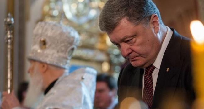 Блогер: пришло время гаранту высказаться по поводу всей этой истории с Московским патриархатом в Украине