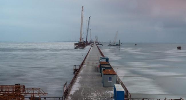 Эколог спрогнозировал трагическое будущее Крымского моста