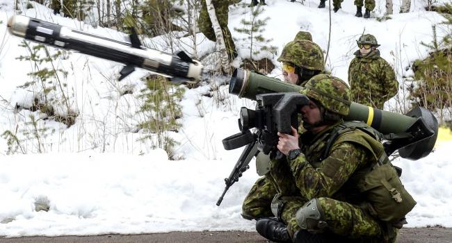 Украина уже использует летальное оружие США на фронте, - эксперт