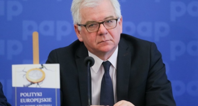 Новый глава польского МИД полностью подконтрольный Качинському, – политолог