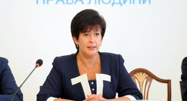 Лутковская озвучила впечатляющую статистику о находящихся в российских тюрьмах гражданах Украины