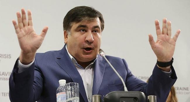 Саакашвили ищет людей для новой власти, которые будут управлять другими методами
