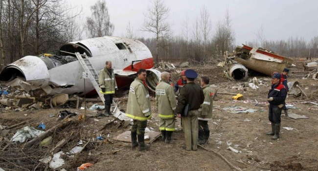 Самолет Качинского таки взорвали: в Минобороны обнародовали выводы повторного расследования