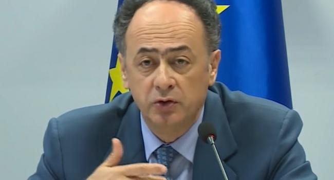 Из-за невыполнения 4 условий ЕС не может выдать Украине транш в €600 млн., - Мингарелли