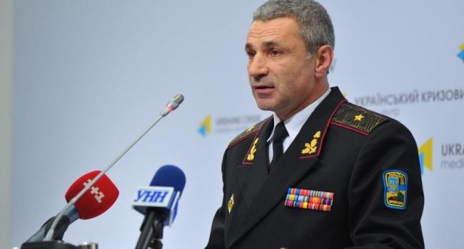 В ВМС ответили Путину: «В Крыму была отремонтированная техника»
