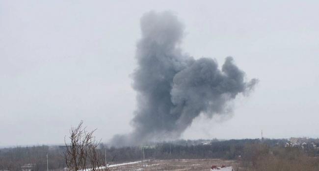 «Последствия русского мира»: в Донецке не остановке прогремел взрыв, есть жертвы