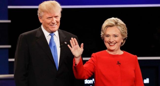 Клинтон выдвинула Трампу серьезные обвинения
