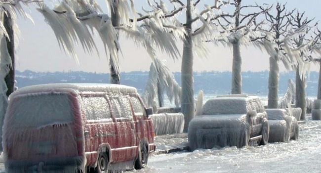 Вторая половина января встретит украинцев 25-градусным морозом и сильными снегопадами, — Гидрометцентр