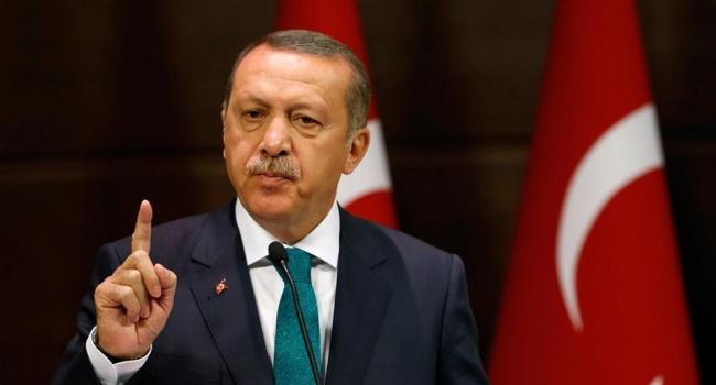 Эрдоган анонсировал военную операцию Турции в Сирии