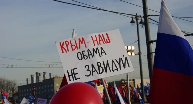 Генерал: «Существует несколько способов возвращения Крыма и Донбасса»