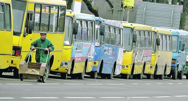 В маршрутках Киева опять подорожал проезд