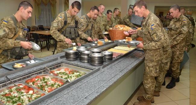 Приказ подписан – в этом году на новую систему питания переведут еще 50 частей, большая часть из которых – боевые