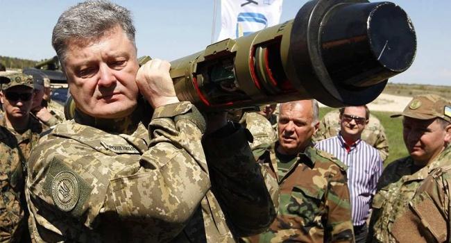 Армия Украины получит в 4 раза больше ПТРК, - Порошенко