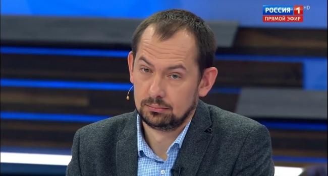 Циибалюк разгневал сторонников Путина своей речью на росТВ