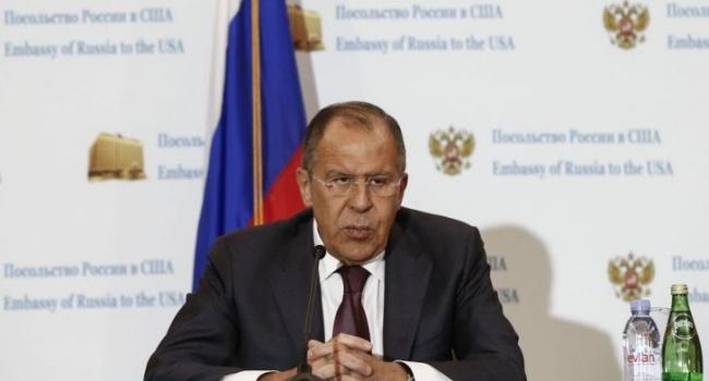 У Лаврова отреагировали на закон о реинтеграции Донбасса: «Украина готовится к новой войне»